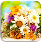Download Flowers Tile Puzzle 1.16 APK For Android