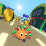 Download Hedgehog Pet Run 2.07 APK For Android