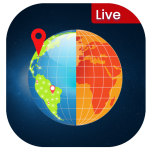 Download Live Earth map – World map, Satellite view 3D 1.0.3 APK For Android