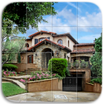 Download Luxury Houses Tile Puzzle 1.12 APK For Android