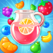 Download New Sweet Fruit Punch – Match 3 Puzzle game 1.0.19 APK For Android