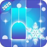Download Piano Tap Tiles – Elsa Frozen 3.0 APK For Android