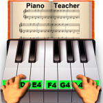 Download Real Piano Teacher 5.5 APK For Android
