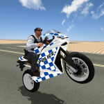 Download Super Stunt Police Bike Simulator 3D 1.2 APK For Android