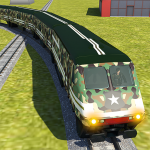 Download US Army Train Simulator 3D 1.3 APK For Android