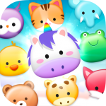Download Zoo Friends Puzzle Blast 1.1.1 APK For Android