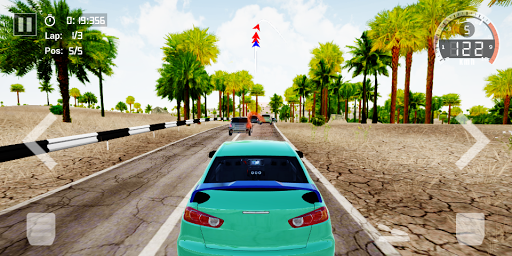 Final Rally Extreme Car Racing 0.042 screenshots 2