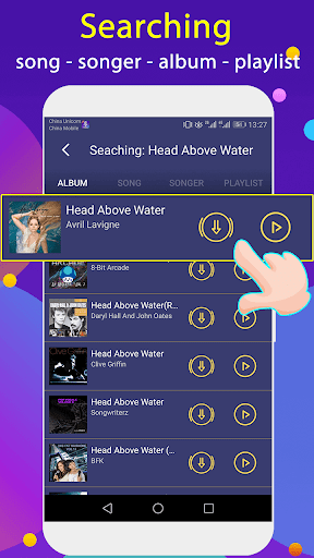 Free Music Downloader amp Mp3 Music Download 1.0.7 screenshots 2