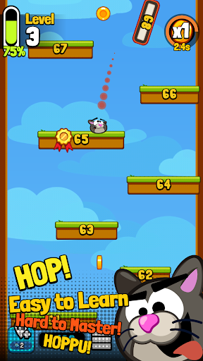 Hoppu 1.0.5 screenshots 2