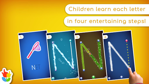 LetterSchool – Learn to Write ABC Games for Kids 2.2.1 screenshots 1
