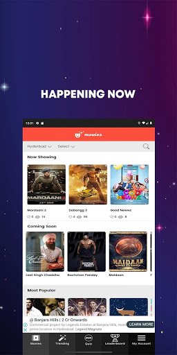 Download MovieMagic: The World of Cinema @ Your Fingertips! 1.4.7 APK For Android