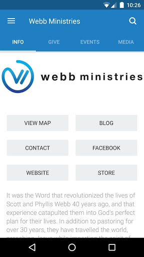 Download Webb Ministries 3.12.2 APK For Android