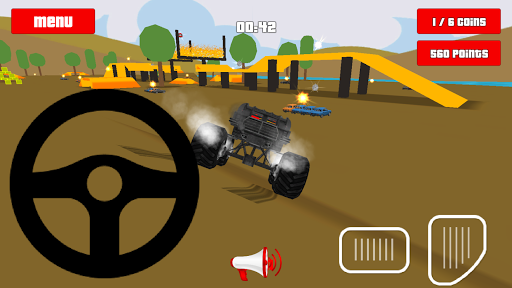 Baby Monster Truck Game Cars by Kaufcom 11 screenshots 1