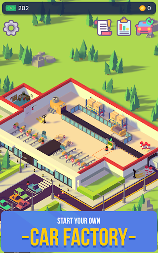 Car Industry Tycoon – Idle Car Factory Simulator 0.37 screenshots 1