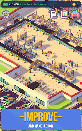 Car Industry Tycoon – Idle Car Factory Simulator 0.37 screenshots 2