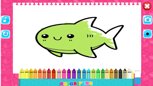 Coloring book for kids 1.6.0 screenshots 1