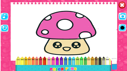 Coloring book for kids 1.6.0 screenshots 2