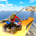 Download ATV Quad Bike Simulator 2019: Quad stunts Bike 4×4 1.7 APK For Android