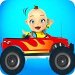 Download Baby Monster Truck Game – Cars by Kaufcom 11 APK For Android