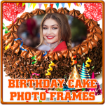 Download Birthday Cake Photo Frames 1.0 APK For Android