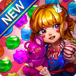 Download Candy Amuse : Match-3 puzzle 1.1.0 APK For Android