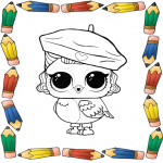 Download Coloring Dolls Dolls Lol Funny 1.0 APK For Android