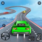 Download Crazy Car driving Stunts: Sky Tracks 1.3 APK For Android