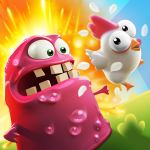Download Defenchick TD – Chicken Tower Defence Offline 1.11 APK For Android