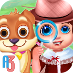 Download Detective Story Salon Makeover Dress Up For Girls 1.0.4 APK For Android