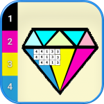 Download Diamond Color By Number 1.0.1 APK For Android