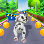 Download Dog Run: Pet Surfer Rush Game 1.0.1 APK For Android