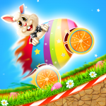 Download Easter Bunny Racing For Kids 1.1 APK For Android