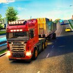 Download Euro Truck Driving Simulator Transport Truck Games 1.16 APK For Android