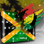 Download Jamaica Keyboard 🇯🇲 1.0 APK For Android