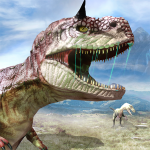 Download Jungle Dinosaur Simulator 2020: The Dino Hunter 3D 0.1.2 APK For Android