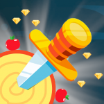 Download Knife Force – Knife Hit – Flippy Knife Party! 1.3.0 APK For Android