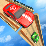 Download Mega Ramp Race – Extreme Car Racing New Games 2020 10.2 APK For Android