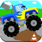 Download Monster Trucks Games For Toddler Kids Free 1.2 APK For Android