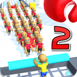 Download Run Crowd Smash – Push'em all 3D 1.0.0 APK For Android