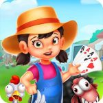 Download Solitaire Idle Farm – Card Game Free 1.2.0 APK For Android