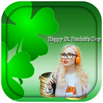 Download St. Patrick's Day Photo Frames 1.4 APK For Android