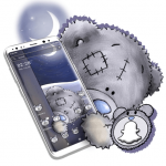 Download Teddy Bear Stitched Launcher Theme 1.0.0 APK For Android