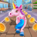 Download Unicorn Run Rush: Endless Runner Games 1.0.3 APK For Android