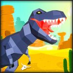 Download Wild Dinosaur Rampage Hunter: Dino Hunting Game 0.6 APK For Android
