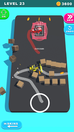 Draw and Park – Car Puzzle Game 1.0.2 screenshots 2