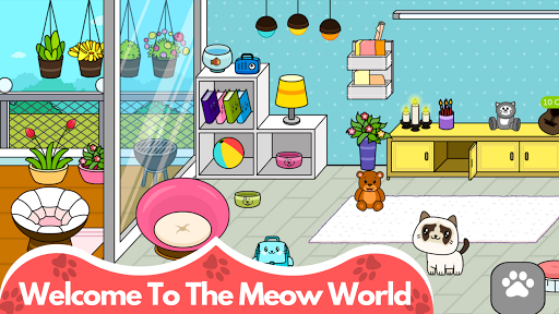 Tizi – Cat Town My Cute Kitty Pet Games 1.11 screenshots 1