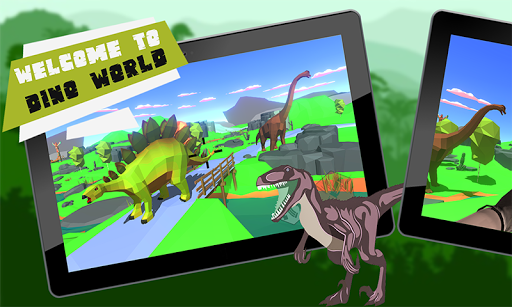Wild Dinosaur Rampage Hunter Dino Hunting Game 0.6 screenshots 1
