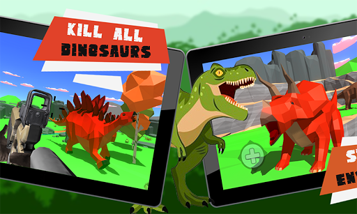 Wild Dinosaur Rampage Hunter Dino Hunting Game 0.6 screenshots 2