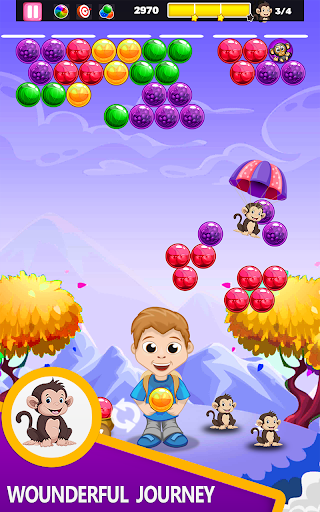Download bubble shooter 2020 New Game 2020- Free Games 1.2 APK For Android