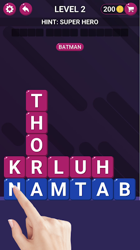Word Puzzle Game – Train Your Brain 1.2.8 screenshots 2